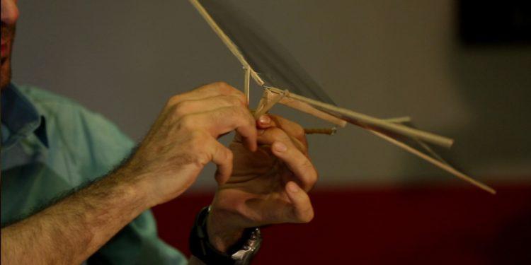 Ornithopter (Kanatlı Mekanik Kuş ) Nasıl Yapılır ?