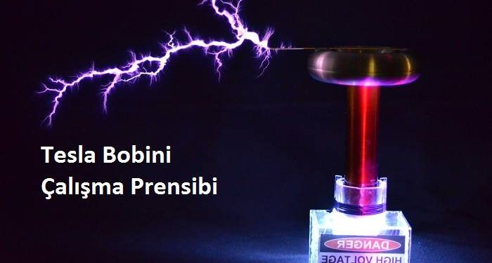 Tesla Bobini Çalışma Prensibi