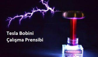 Tesla Bobini Çalışma Prensibi. Kendin Yap!