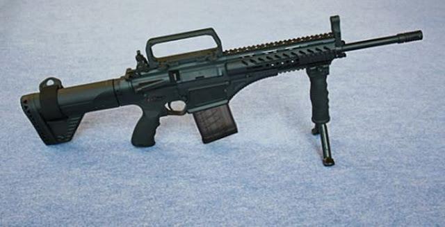 Milli Piyade Tüfegimiz MPT-76