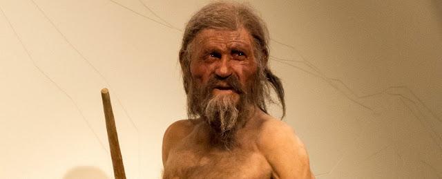 5.300 Yıl Önce Yaşayan Ötzi En Son Pastırma Yemiş