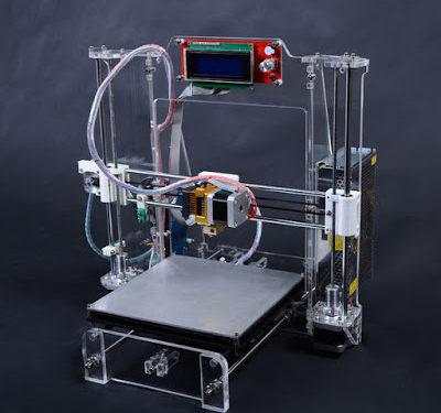 3D Yazıcıların Yaygınlaşması Ve RepRap Projesi