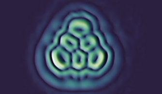 Üçgen Biçimli Bir Molekül Yapıldı