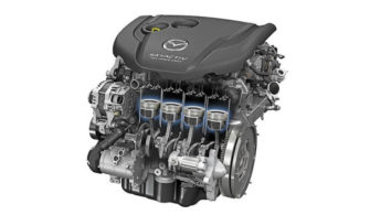 Mazda'nın Bujisiz Benzin Motoru