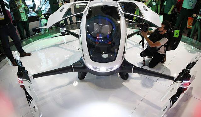 İnsansız hava araçlarının pazarı büyüyor