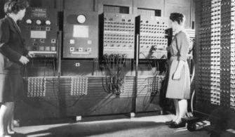 İlk Yüksek Hızlı Bilgisayar: Eniac