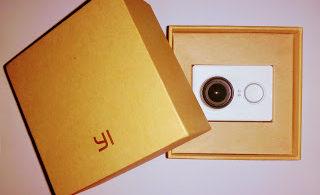 Çinden Aldığım Aksiyon Kamerası