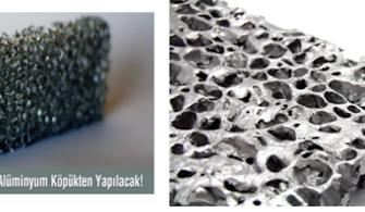 Alüminyum Köpük Malzemelerin  Fonksiyonel Kullanım Alanları