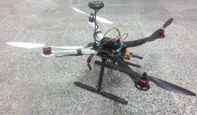S500 Drone Toplama Rehberi – Pixhawk