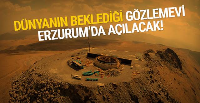 Ülkemizin Gururu Atatürk Üniversitesi