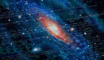 Galaksilerin Hareketlerin Görmeyi Sağlayan Yazılım Programı