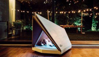 Otomobil Devi Ford Markasının Şaşırtan Teknolojik Köpek Kulübesi